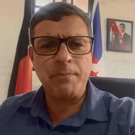 Prefeito de Cabedelo (PB), Vitor Castellia, convocou um jejum coletivo para acabar com a covid - Reprodução