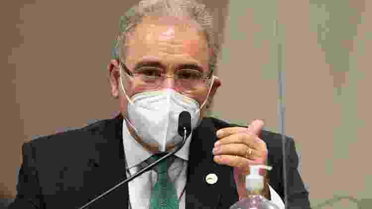 Marcelo Queiroga 3 - Jefferson Rudy/Agência Senado - Jefferson Rudy/Agência Senado
