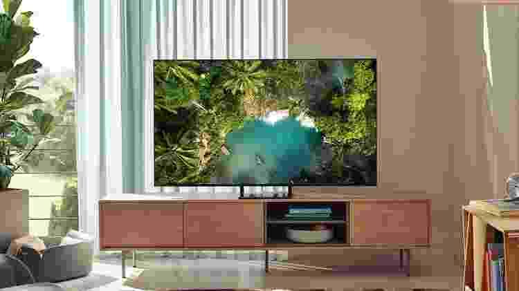 TV Samsung Crystal UHD AU900 - Divulgação - Divulgação