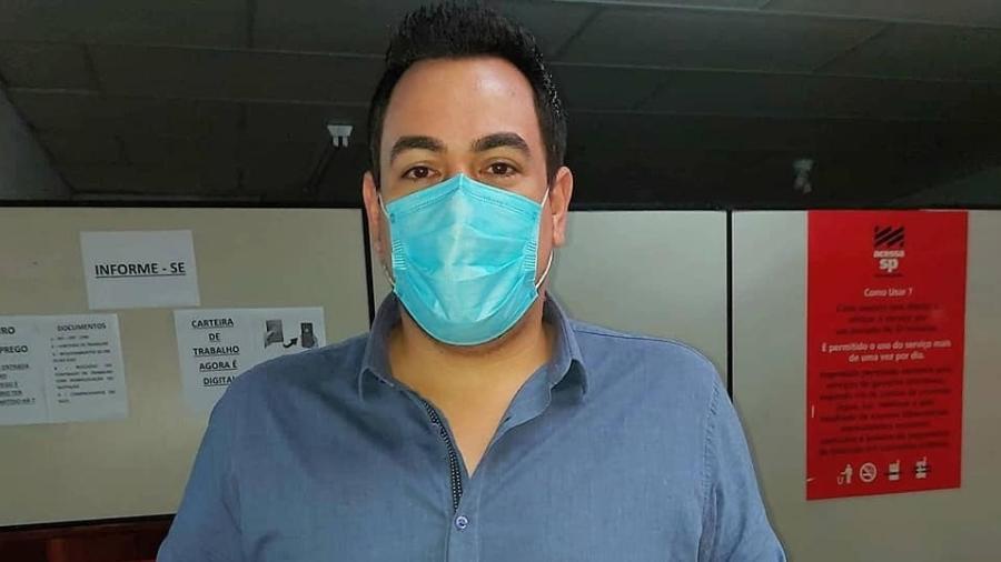 O prefeito Juninho Gaspar (PP) criticou aglomerações e afirmou que o município não consegue comprar medicamentos e oxigênio para os hospitalizados - Redes sociais