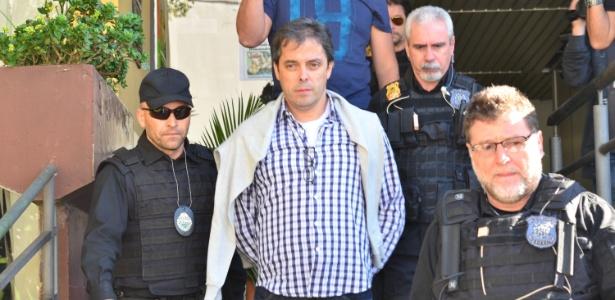 Flávio David Barra, ex-executivo da Andrade Gutierrez, foi preso em julho de 2015, na 16ª fase da Operação Lava Jato