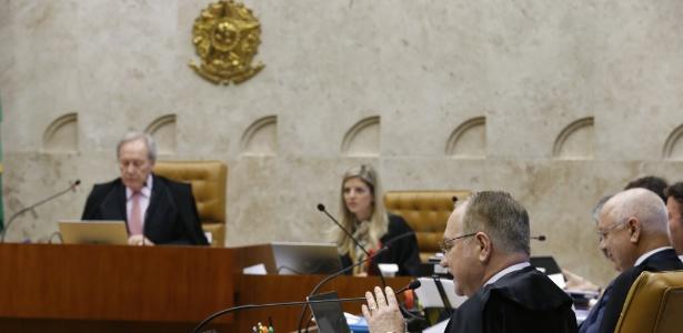 Fachin nega defesa de Dilma antes de abertura de impeachment pela Câmara - Pedro Ladeira/Folhapress