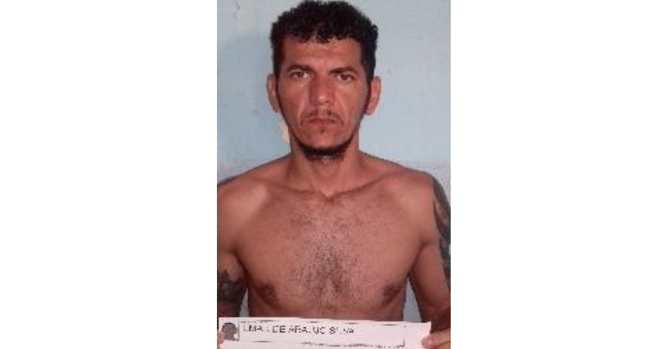 Ilmar de Araújo Silva; crime: roubo, furto e homicídio