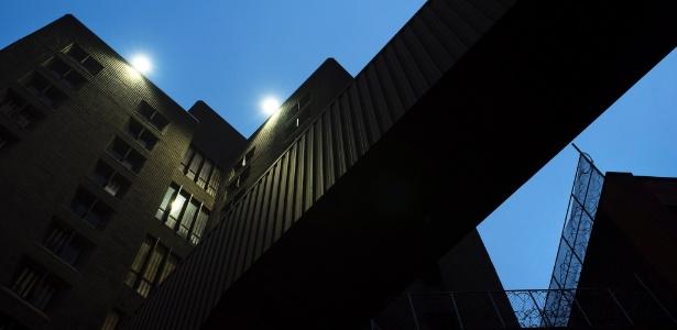 O Centro Correcional Metropolitano, que abriga condenados considerados de alta periculosidade