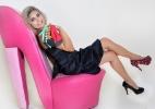 Ela fatura vendendo capa para sapato para quem quer variar cores e estampas - Divulgação