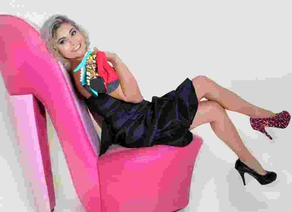 Capas de sapatos da empresa Cover Shoes, criada pela empresária Kamila Pádua - Divulgação