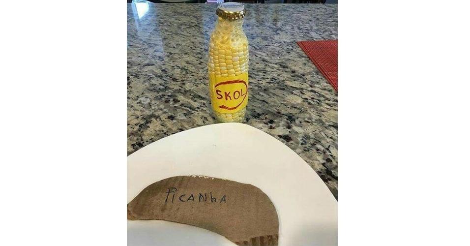 Memes da Operação Carne Fraca: cerveja de milho com picanha
