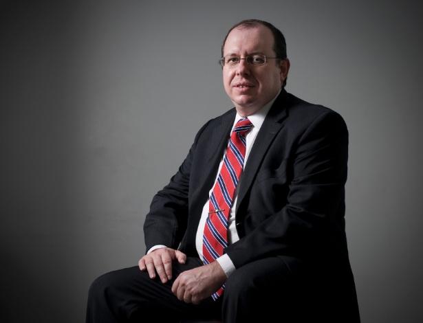 O procurador Márcio Sérgio Christino, um dos principais investigadores do PCC no país