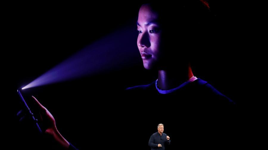 Face ID, importante ferramenta de segurança do iPhone, agora pode bloquear celular - Stephem Lam/Reuters
