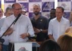 """Em dia de prévias, Alckmin e Doria cumprem agenda em clima de """"já ganhou"""" - Janaina Garcia/UOL"""