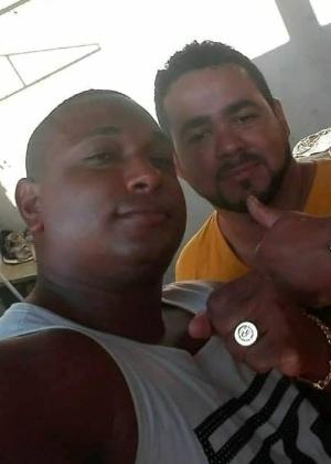 Anderson Luís Lírio Pinto e Gustavo Venâncio foram mortos na zona oeste do RJ - Reprodução/Facebook