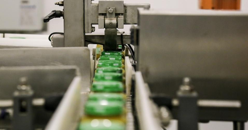 Máquina da papinha Nestlé