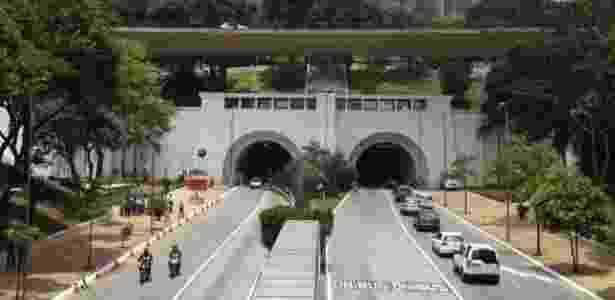 Uma das principais vias de São Paulo, a avenida 9 de Julho tem esse nome por causa da Revolução de 1932 - Divulgação/Prefeitura de SP - Divulgação/Prefeitura de SP