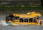 O que são os ônibus anfíbios, como o que naufragou matando ao menos 13 nos EUA - BBC