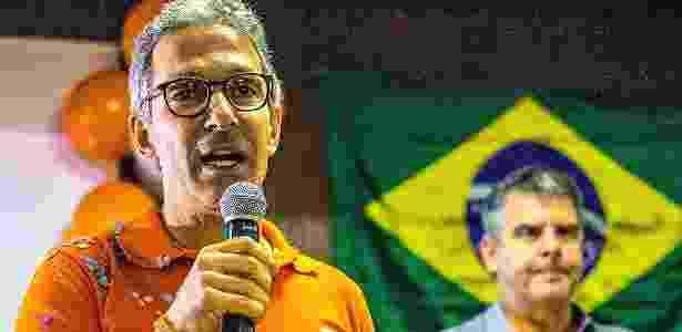 Romeu Zema, candidato do Partido Novo ao governo de Minas Gerais - Divulgação