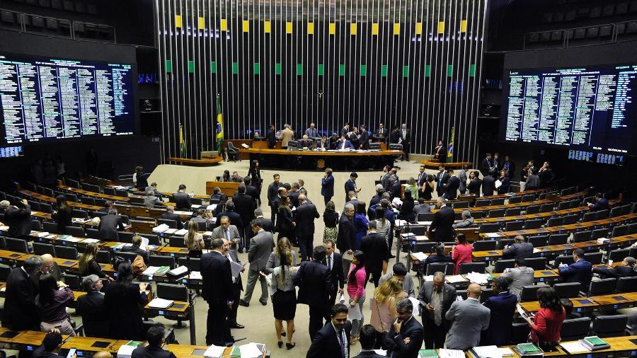 O texto da reforma tributária deve ser votado até o fim da semana, segundo o presidente da Câmara dos Deputados, Arthur Lira (PP-AL) - Luis Macedo/Agência Câmara/Divulgação