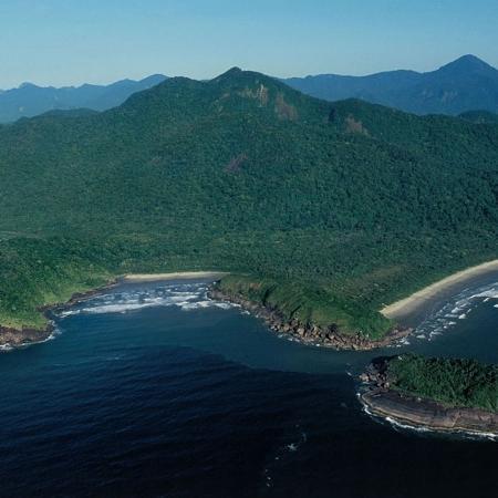 A Estação Ecológica de Tamoios, em Angra dos Reis (RJ) - Divulgação
