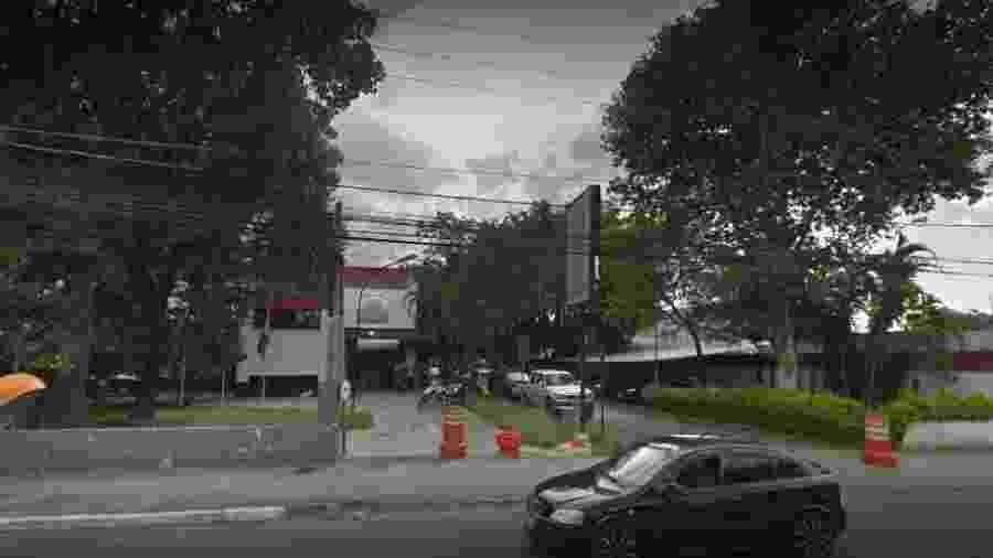 Secretaria de Segurança Pública informou que os jovens foram apresentados ao 91º DP (foto) - Reprodução/Google Street View