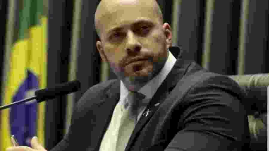 Deputado Daniel Silveira (PSL-RJ) - Divulgação