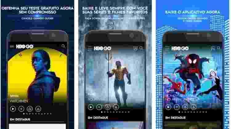 Baixe Estes Apps - HBO Go - Reprodução - Reprodução