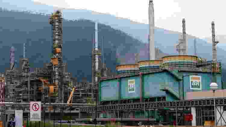 Refinaria da Petrobras em Cubatão (SP) - Paulo Whitaker - Paulo Whitaker