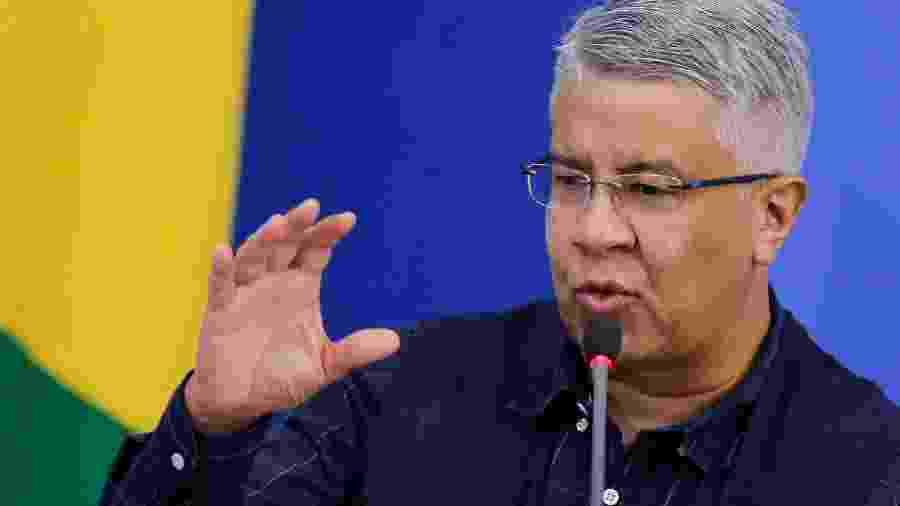 Secretário nacional de Vigilância em Saúde, Wanderson Oliveira - ADRIANO MACHADO