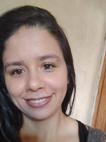 Vanessa da Silva Oliveira Ribeiro não conseguiu auxílio emergencial - Arquivo pessoal