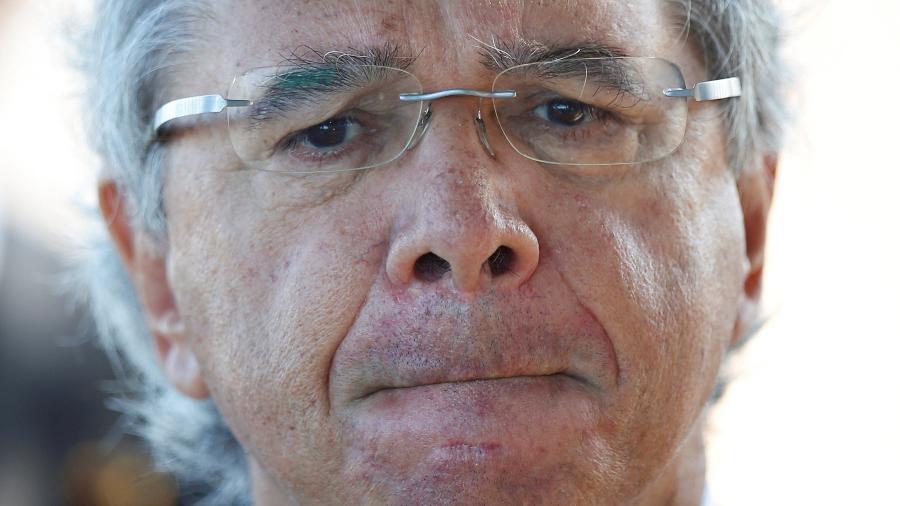Paulo Guedes, ministro da Economia - Ueslei Marcelino