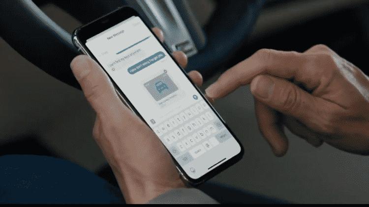 Apple CarKey: celular vira chave do carro - Reprodução - Reprodução