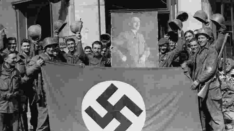 Após a queda do Terceiro Reich, milhares de nazistas fugiram por meio das ratlines. - Getty Images