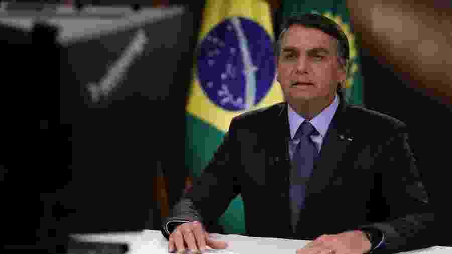 Jair Bolsonaro discursou na Assembleia Geral da ONU e falou sobre queimadas, ações contra coronavírus e atacou Venezuela - Marcos Corrêa/PRESIDÊNCIA DA REPÚBLICA