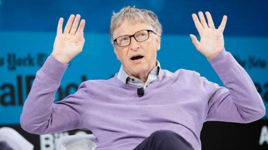 Bill Gates - GETTY IMAGES