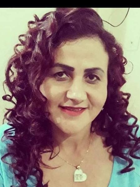 A faxineira Francisca Moraes foi assassinada a facadas no Guarujá (SP) - Arquivo pessoal