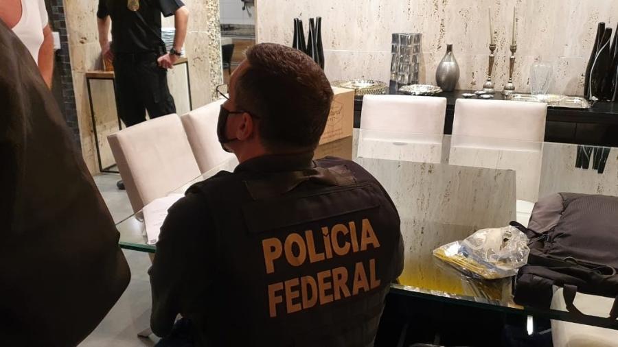 O placar do julgamento está em 6 a 1 - Divulgação/Polícia Federal