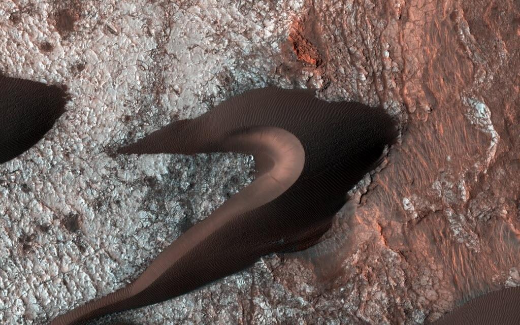 Qual material de construção usar se a gente quiser colonizar Marte?