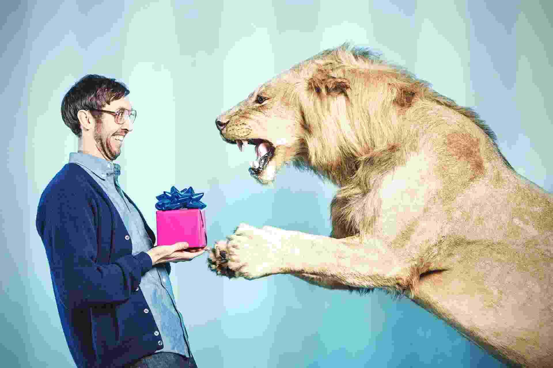 Leão, Imposto de Renda, IR, leão bravo, malha fina, Receita Federal, declaração, impostos, deduções - iStock/RyanJLane