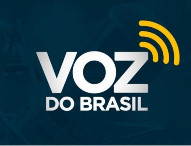 Novo logotipo da Voz do Brasil - Agência Brasil/Divulgação