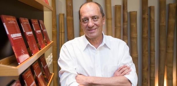 O empresário César Souza é dono da franquia de cursos EdE - Espaço do Empreendedor