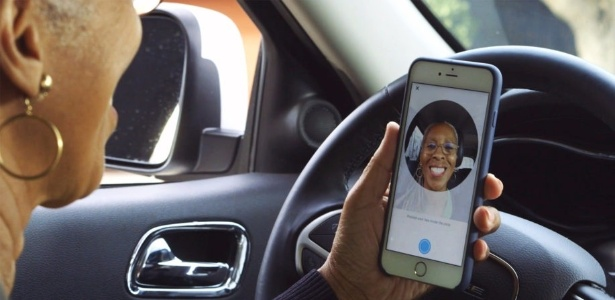 Motoristas da Uber passarão por verificação de identidade - Divulgação