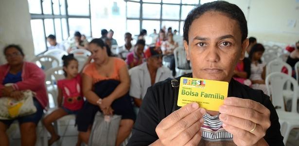 Maria Rosilene da Silva, 41, afirma que teve o benefício cancelado no mês passado