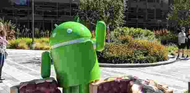 Android deu empurrão para Google estar em quase todos os celulares do mundo - Divulgação/ Twitter @googledevs - Divulgação/ Twitter @googledevs