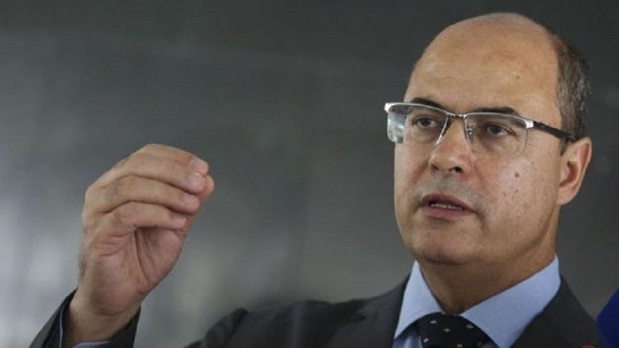 O governador do Rio de Janeiro, Wilson Witzel - Agência Brasil