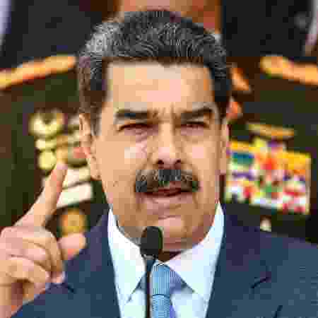 Presidente da Venezuela, Nicolás Madura, critica secretário do Estado americano - Carolina Cabral/Getty Images