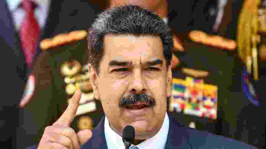Nicolás Maduro, presidente da Venezuela - Carolina Cabral/Getty Images