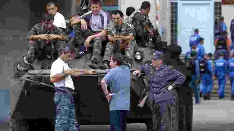 Analista: Massacre na escola de Beslan acabou levando ao fim da eleição direta de governadores na Rússia - GETTY IMAGES - GETTY IMAGES