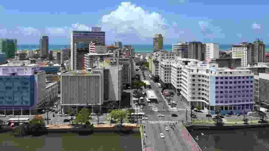 Como Recife, cidades brasileiras podem perder arrecadação de impostos no período pós-pandemia - Leandro Machado/BBC