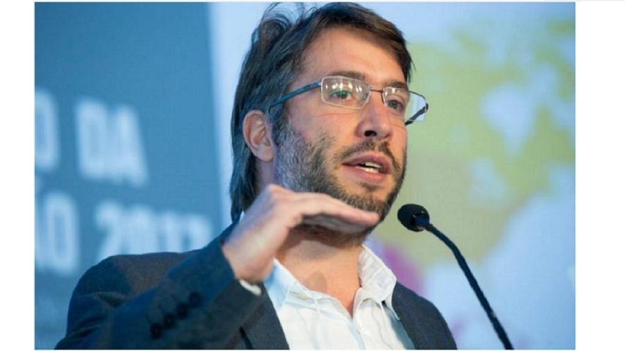 Bruno Brandão, diretor da Transparência Internacional Brasil e pessoa que assinou o acordo contestado pela FGV em nome da Transparência Internacional da Alemanha - Reprodução