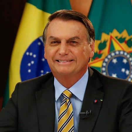 Presidente Jair Bolsonaro foi criticado pela governadora do Rio Grande do Norte sobre ação no STF contra restrições - 2.jun.2021 - Anderson Riedel/PR