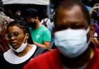 Países europeus com vacinação similar ao Brasil mantêm uso de máscara (Foto: Aloísio Maurício/Fotoarena/Estadão Conteúdo)