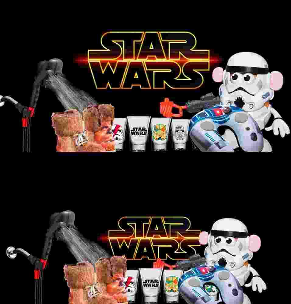 685f820da3 Fã de Star Wars tem coleção de 3 mil itens e já gastou R  5 mil com boneco
